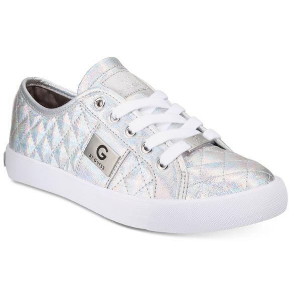 Guess Backer Sneakers Silver